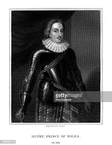 Henry Frederick Stuart Prince of Wales Prince Henry was the son of King James I and older brother of King Charles I