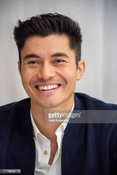 Henry Golding at the Last Christmas Press Conference at the Four Seasons Hotel on September 19 2019 in Beverly Hills California