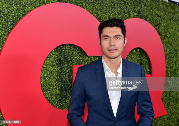 Henry Golding attends the 2018 GQ Men of the Year Party at a private residence on December 6 2018 in Beverly Hills California