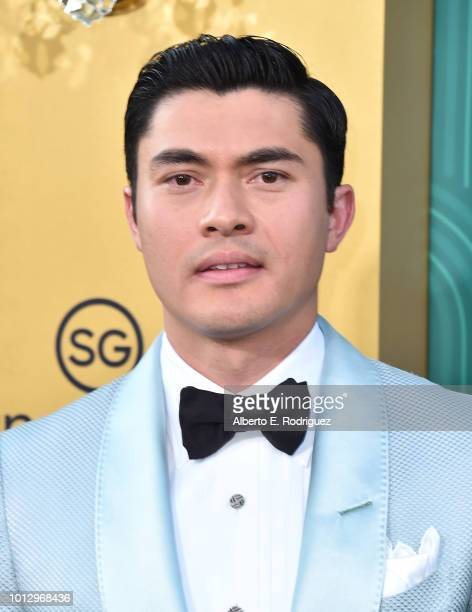 Henry Golding attends the premiere of Warner Bros Pictures' Crazy Rich Asiaans at TCL Chinese Theatre IMAX on August 7 2018 in Hollywood California