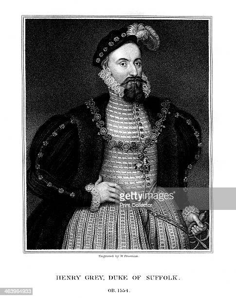 Henry Grey 1st Duke of Suffolk English nobleman Grey was the father of Lady Jane Grey Mary I had Grey beheaded on February 23 1554 He was convicted...