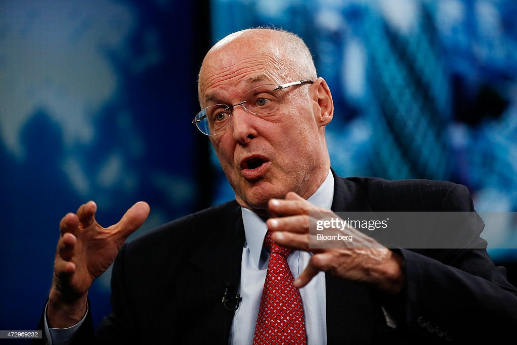 Chairman And Founder Of The Paulson Institute And Former U.S. Treasury Secretary Henry Paulson Interview