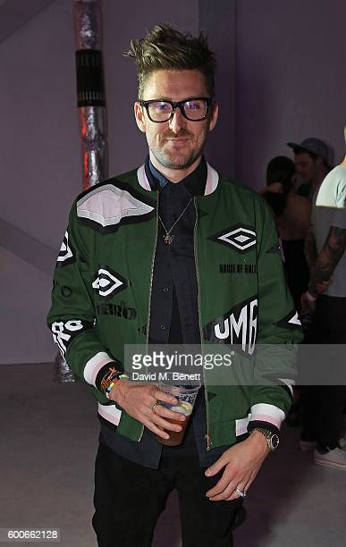 Henry Holland attends Hackney Walk Launch Party on September 8 2016 in London England