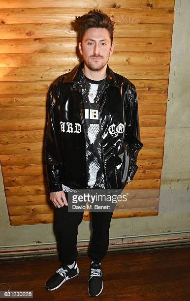 Henry Holland attends the BoomBox 10 Year Anniversary party presented by New Look Men and Rollacoaster at Hoxton Square Bar And Kitchen on January 8...