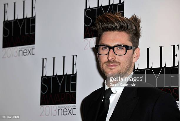 Henry Holland attends the Elle Style Awards at The Savoy Hotel on February 11 2013 in London England