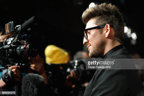 Henry Holland attends The Fashion Awards 2017 in partnership with Swarovski at Royal Albert Hall on December 4 2017 in London England