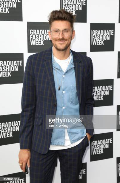 Henry Holland attends the Graduate Fashion Week Gala at The Truman Brewery on June 6 2018 in London England