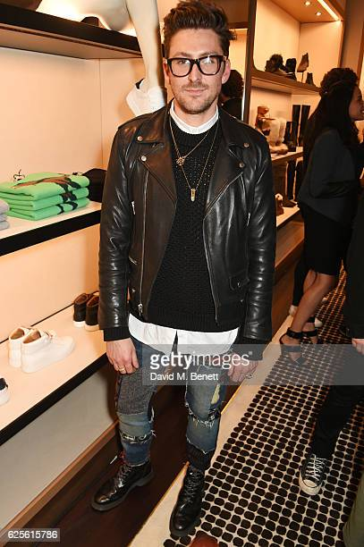 Henry Holland attends the launch of Coach House Regent Street on November 24 2016 in London England