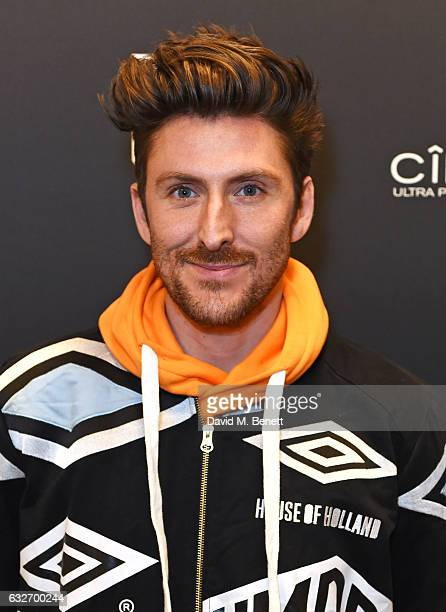 Henry Holland attends the launch of the BXR London Gym on January 25 2017 in London England