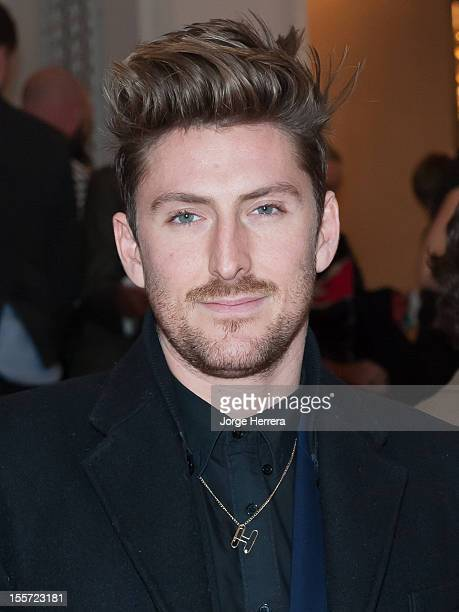 Henry Holland attends the launch of the Evening Standard 1000 Most Influential Londoners in asociation with Burberry at the Burberry Regent Street...