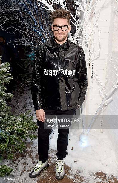 Henry Holland attends the launch of 'The Reindeer 2016' an immersive Christmas dining experience by Bistrotheque at Sarabande featuring cocktails...