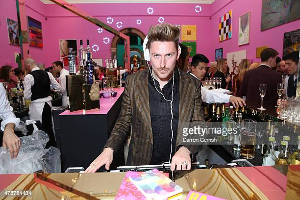 Henry Holland attends the Summer Exhibition Preview Party at Royal Academy of Arts on June 3 2015 in London England