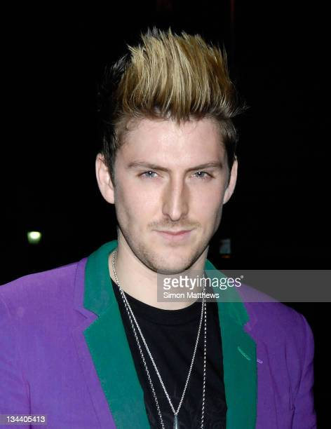 Henry Holland attends the TOD's Art Plus Film Party at 1 Marylebone Road on March 6 2008 in London England