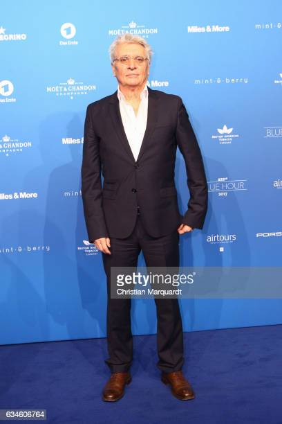 Henry Huebchen attends the Blue Hour Reception hosted by ARD during the 67th Berlinale International Film Festival Berlin on February 10 2017 in...