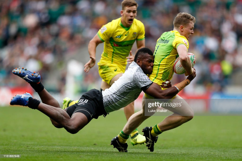 GBR: HSBC London Sevens - Day Two