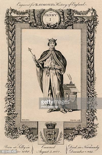 Henry I' c1787 Also known as Henry Beauclerc was King of England from 1100 to his death He was the fourth son of William the Conqueror and was...