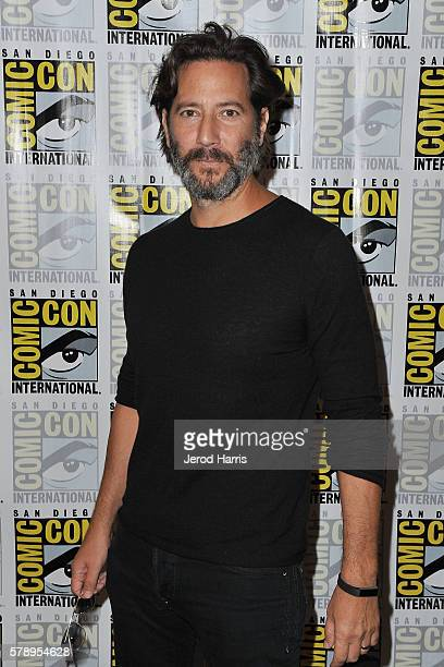 Henry Ian Cusick attends the media panel for 'The 100' at ComicCon International on July 22 2016 in San Diego California