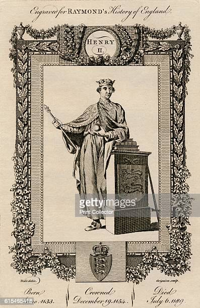 Henry II' c1787 aAso known as Henry Curtmantle Henry FitzEmpress or Henry Plantagenet ruled as King of England He was an energetic and sometimes...