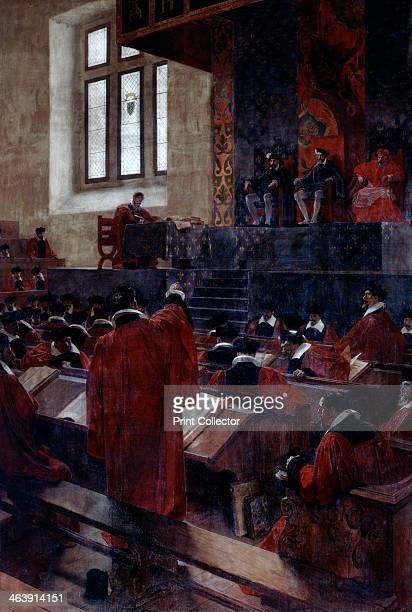 Henry II of France and Anne du Bourg 10 June 1559 A prominent member of the Paris Parlement and a Calvinist Anne du Bourg was arrested by order of...