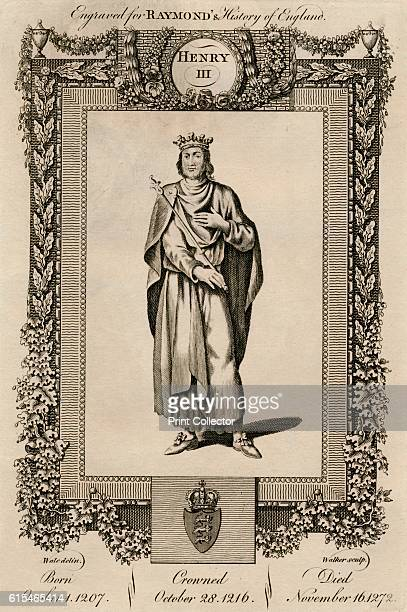 Henry III' c1787 Also known as Henry of Winchester was King of England Lord of Ireland and Duke of Aquitaine from 1216 until his death Henry assumed...