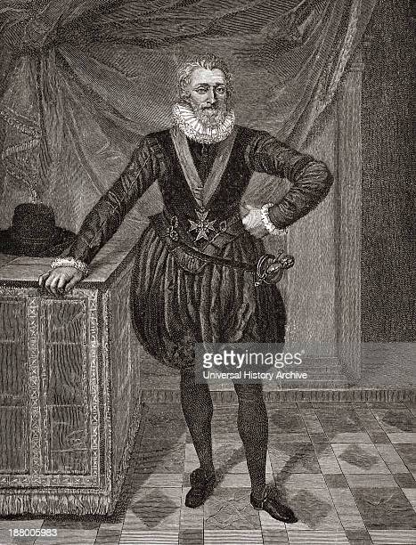 Henry Iv, 1553 To 1610. King Of France From 1589 To 1610 And, As Henry Iii, King Of Navarre From 1572 To 1610. From The Book Short History Of The...