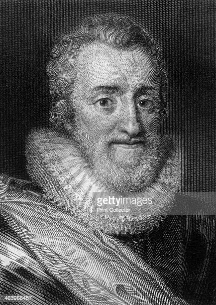 Henry IV, first Bourbon King of France, . Henry became King of Navarre in 1572 and ascended the French throne in 1594. A Protestant, he fought in the...
