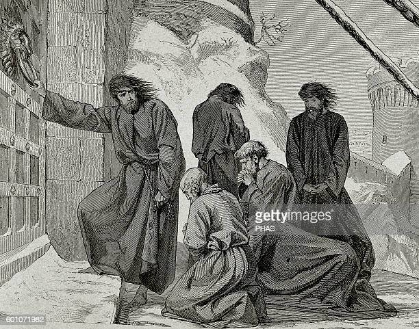 Pope Gregory Vii Stock Photos and Pictures   Getty Images