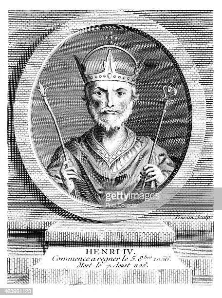 Henry IV, Holy Roman Emperor. Henry IV was King of Germany from 1056 and Holy Roman Emperor from 1084, until his forced abdication in 1105.