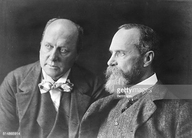 Henry James novelist and his brother psychologist William James author of The Varieties of Religious Experience