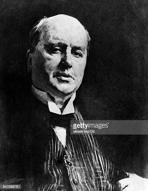 Henry James*15041843Novelist USApainting by John Singer Sargent 1913