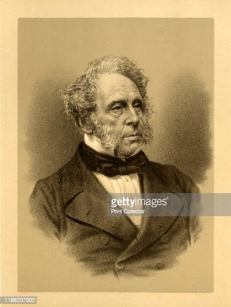 Henry John Temple, 3rd Viscount Palmerston. Premier 1855-1858 and 1859-1865', circa 1850, . Henry John Temple British statesman who served twice as...