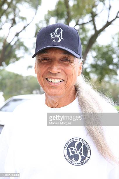 Henry Kingi attends the opening of the National Museum of African American History and Culture on September 24 2016 in Washington DC