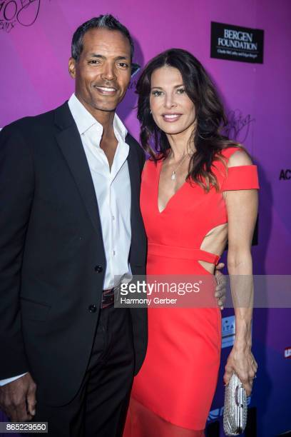 Henry Kingi Jr attends the 10th Annual Action Icon Awards at Sheraton Universal on October 22 2017 in Universal City California