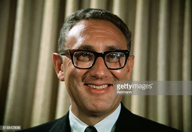Henry Kissinger named an assistant to President elect Nixon for National Security Affair