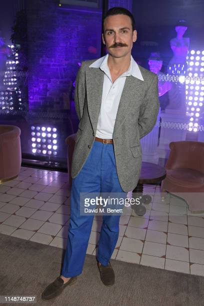 Henry Lloyd-Hughes attends the GQ Style and Browns party to celebrate LFWM June 2019 at Soho House on June 9, 2019 in London, England.