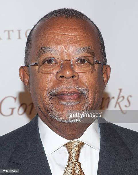 Henry Louis Gates attends the Gordon Parks Foundation Awards Dinner at the Plaza Hotel in New York City �� LAN