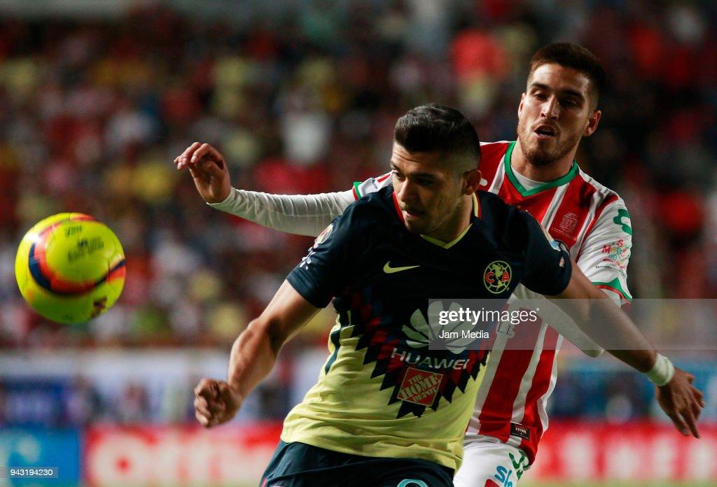 Necaxa v America - Torneo Clausura 2018 Liga MX