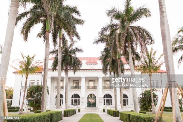 Henry Morrison Flagler Museum in Palm Beach, Florida