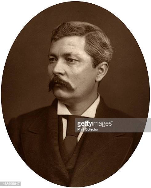 Henry Morton Stanley, African explorer, 1880. Stanley was sent by the New York Herald to look for Dr Livingstone, who had been lost for two years in...