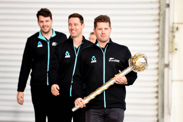 NZL: 'The Mace' Tour of New Zealand - Dunedin