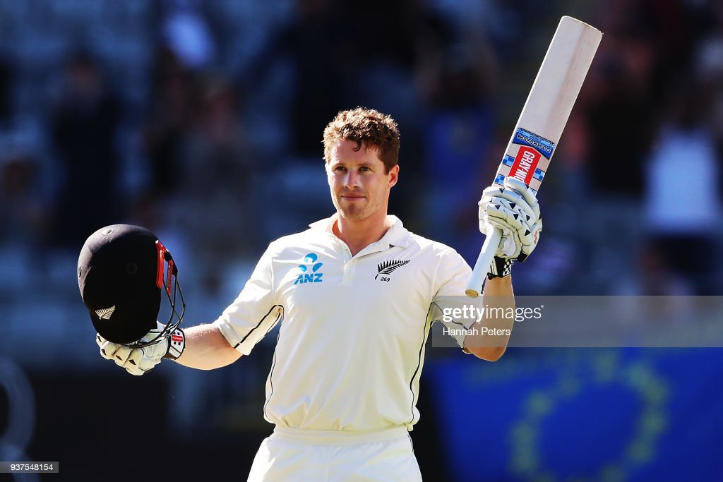 New Zealand v England - 1st Test: Day 4