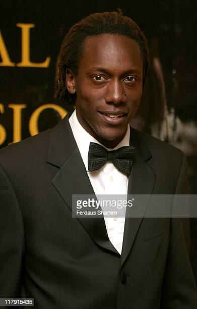 Henry Olonga during Royal Television Society - Television Sports Awards 2004 at London Hilton Park Lane London in London, England, Great Britain.