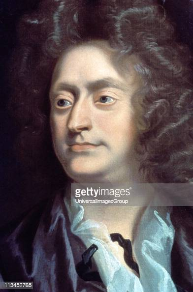 Henry Purcell English composer. 'Portrait of 1695 by John ...