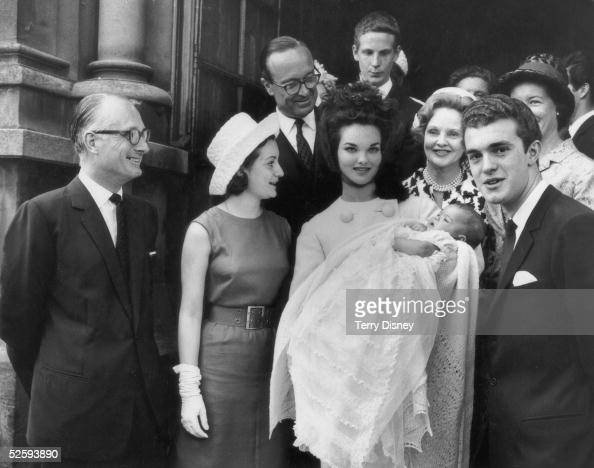 Tavistock Christening Pictures Getty Images