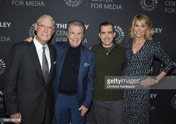Henry Schlieff John Walsh Callahan Walsh and Paula Zahn attend In Pursuit With John Walsh Screening Conversation at The Paley Center for Media on...
