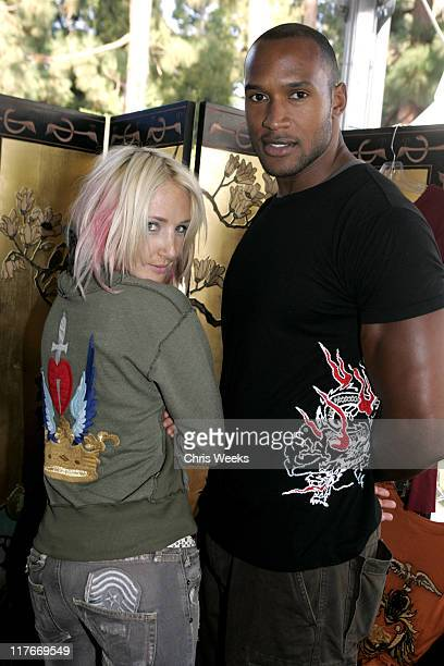 Henry Simmons at Eccentric Symphony during Silver Spoon PreEmmy Hollywood Buffet Day 2 in Los Angeles California United States Photo by Chris...