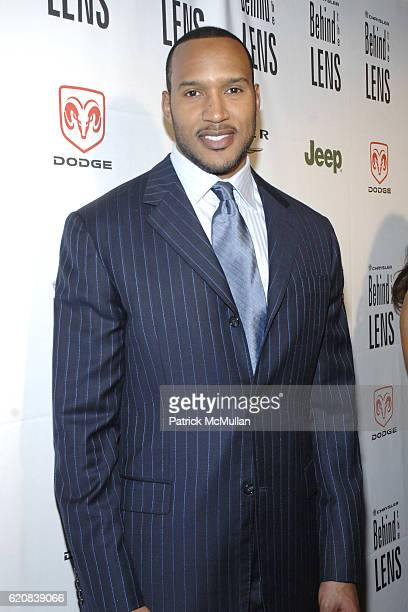 Henry Simmons attends Chrysler LLC Presents the 6th Annual Behind The Lens Award Honoring Spike Lee at Beverly Hills on March 26 2008 in Beverly...