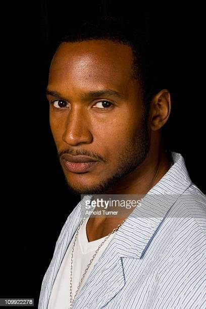 Henry Simmons during BET Awards 2007 - Photo Gallery at Shrine Auditorium in Los Angeles, California, United States.
