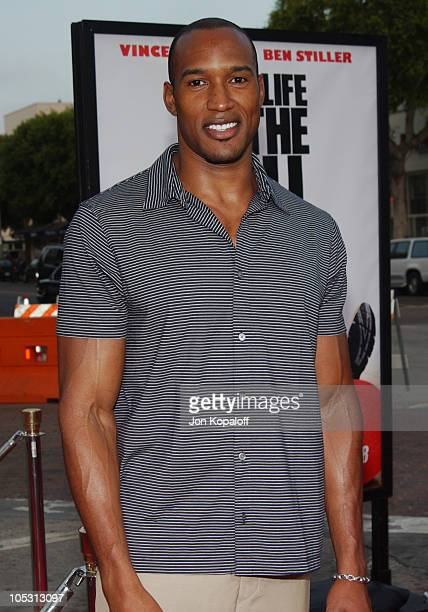 Henry Simmons during DodgeBall A True Underdog Story World Premiere Arrivals at Mann Village Theatre in Westwood California United States