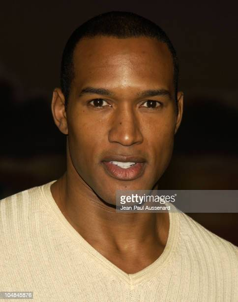 Henry Simmons during Dreamkeeper ABC AllStar Winter Party at Quixote Studios in Los Angeles California United States